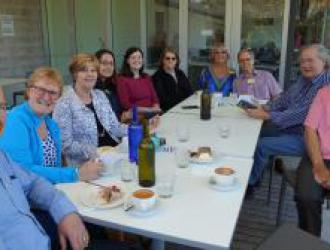 Winery Day Social Trip - McClelland Sculpture Park