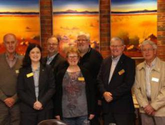 2015-16 Club Board of Directors